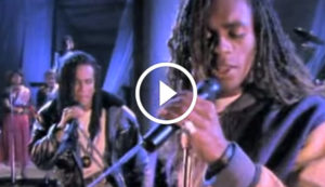 Milli Vanilli - 'Blame It On The Rain' Official Music Video