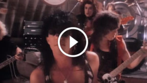 Ratt's 'Round And Round' Official Music Video