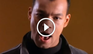 Fine Young Cannibals - 'She Drives Me Crazy' Official Music Video