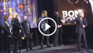 Bon Jovi's Complete Induction Speech To the Rock n' Roll Hall of Fame