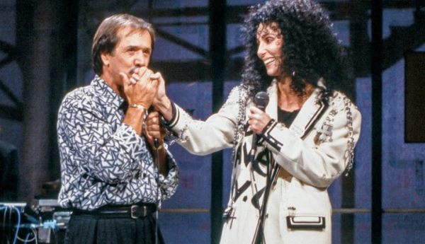 Sonny & Cher Letterman 1987