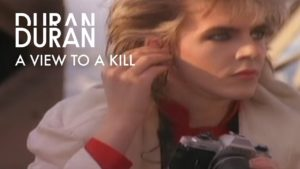 Duran Duran - 'A View To A Kill' Music Video from 1985
