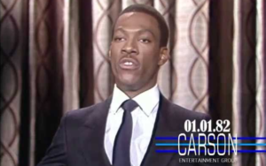 Eddie Murphy's First Stand Up Comedy Routine on The Tonight Show with Johnny Carson