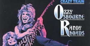 Ozzy Osbourne - 'Crazy Train' from 1980's 'Blizzard of Ozz'