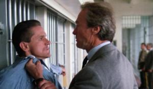 Clint Eastwood - 'The Dead Pool' Prison Scene
