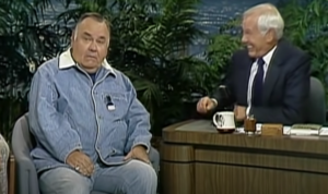 Jonathan Winters on The Tonight Show Starring Johnny Carson in 1988