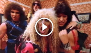 Twisted Sister - 'We're Not Gonna Take It' Music Video