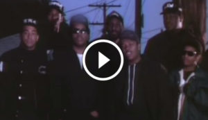 N.W.A. - 'Straight Outta Compton' Music Video