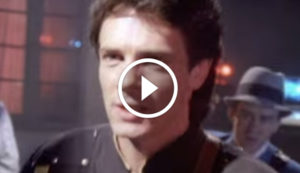 Rick Springfield - 'Don't Talk To Strangers' Official Music Video