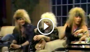 Poison Interview With Joan Rivers In 1987