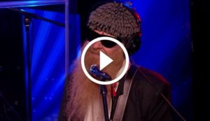 ZZ Top Perform An Extended Version Of 'La Grange' On The Howard Stern Show
