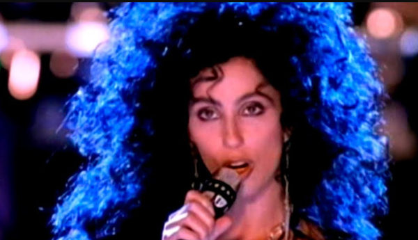 Cher If I could turn back time video