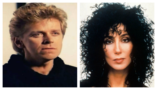 Cher and Peter Cetera After All