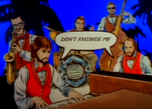 The Alan Parsons Project - 'Don't Answer Me' Music Video