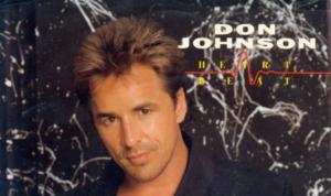 Don Johnson - 'Heartbeat' Music Video