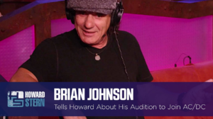 Brian Johnson Tells the Story About His Audition for AC/DC